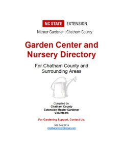 graphic for garden center directory page